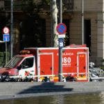 SPAIN-ACCIDENT-RAMBLA