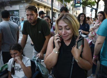 Hay dominicanos entre las víctimas de atentados ocurridos ayer en Barcelona