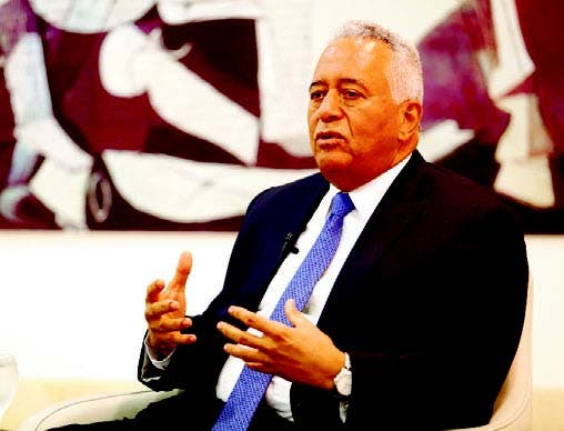 Alexander Medina, director general de Minería.