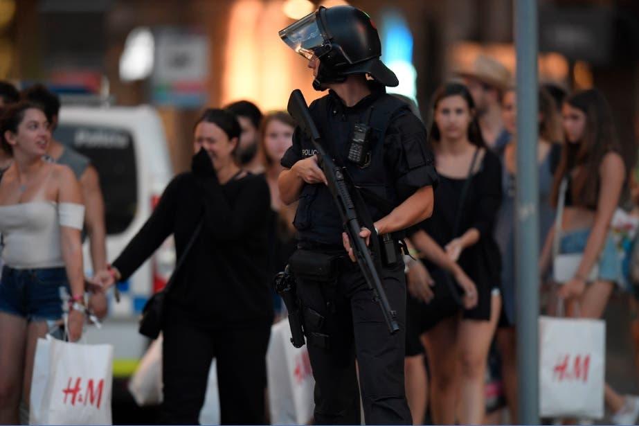 Estado Islámico se atribuye el atentado en Barcelona dejó 13 muertos