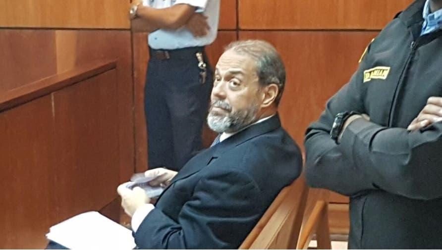 Juez impone garantía económica de RD$5 millones a imputado 14 en caso Odebrecht