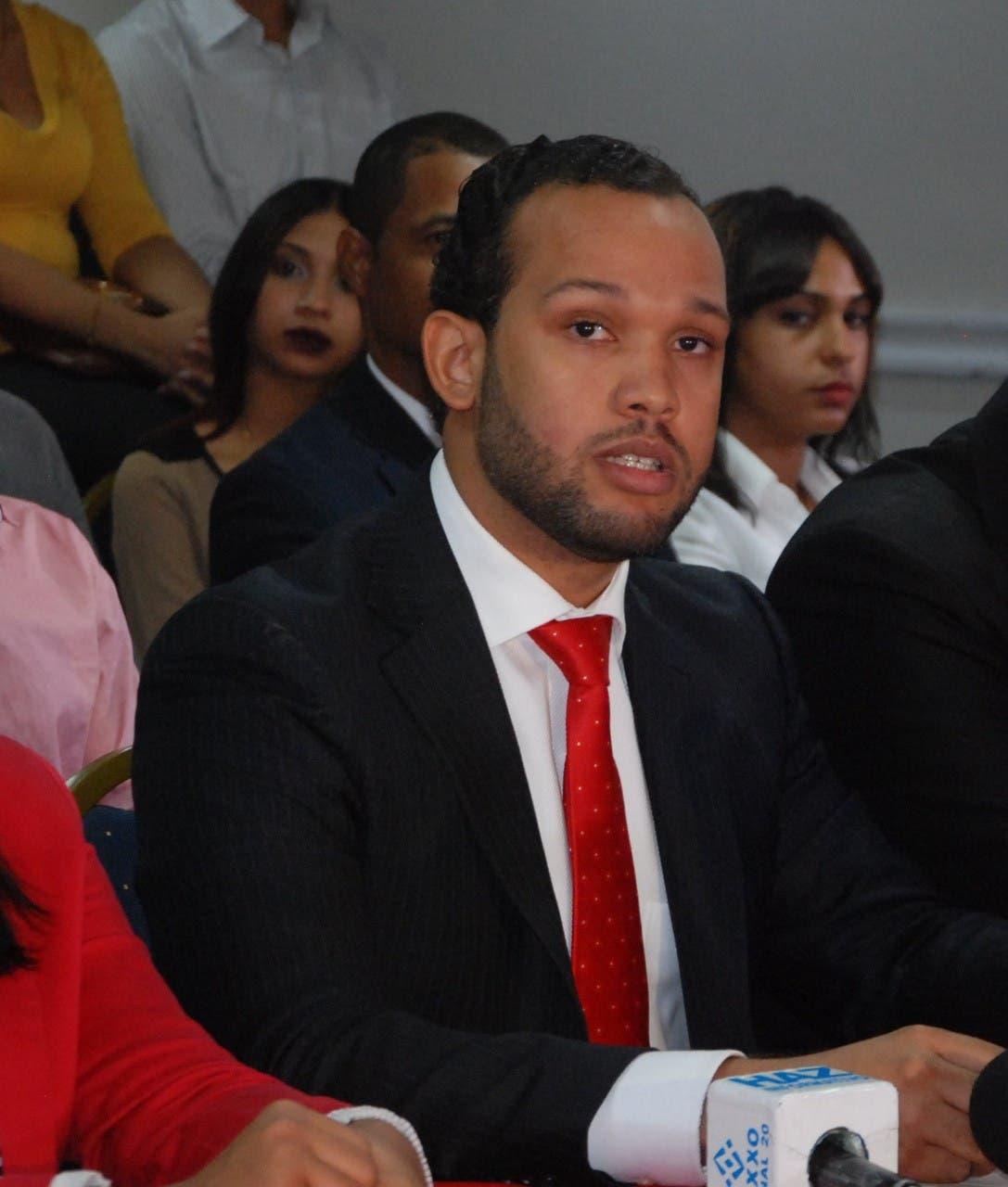 JRSC llama a la juventud dominicana a tomar los partidos y hacer los cambios que estos necesitan