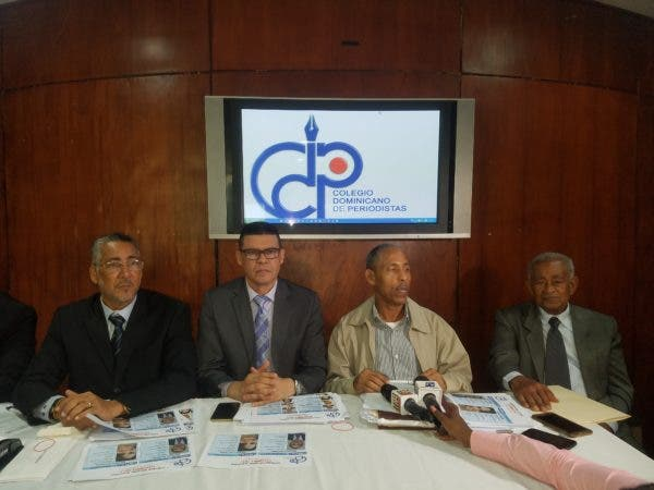 Resultado de imagen para Comisión Electoral del Colegio Dominicano de Periodistas