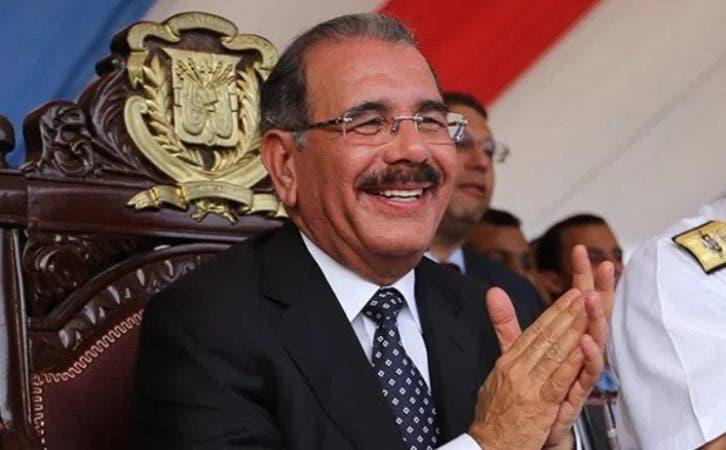 Encuesta Gallup-Hoy: El  45% valora bien gestión de Danilo Medina