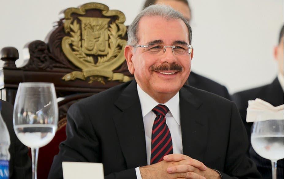Danilo Medina felicita a Andrés Manuel López Obrador por su elección como presidente de México
