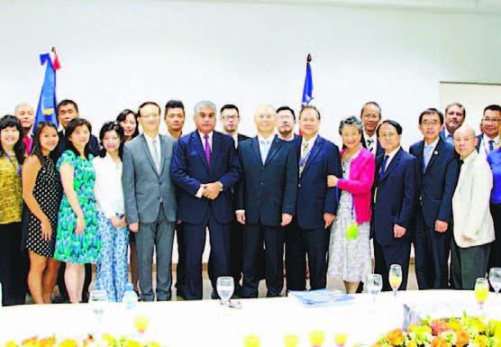 Delegación recorrió varios destinos del país