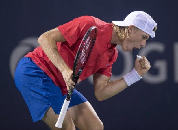 Denis Shapovalov.