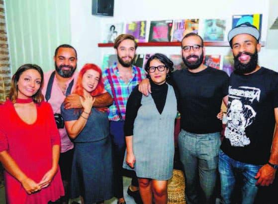 Diana Boada, Máximo del Castillo, Nicole Hernández, Luis Molina,