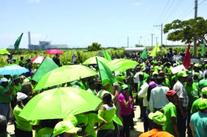 Impiden ingreso de Marcha Verde a Punta Catalina