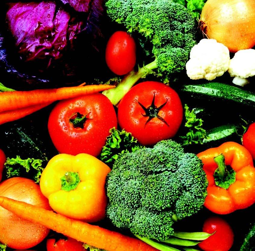El país exporta aguacates, pimientos y vegetales orientales hacia Estados Unidos