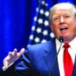 El presidente estadounidense, Donald Trump, quiere reducir la brecha comercial con China.