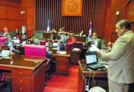 Senado pide PE incluya 2018 la hidroeléctrica del río Artibonito