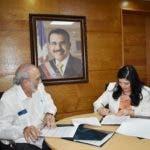 Firma acuerdo UNESCO