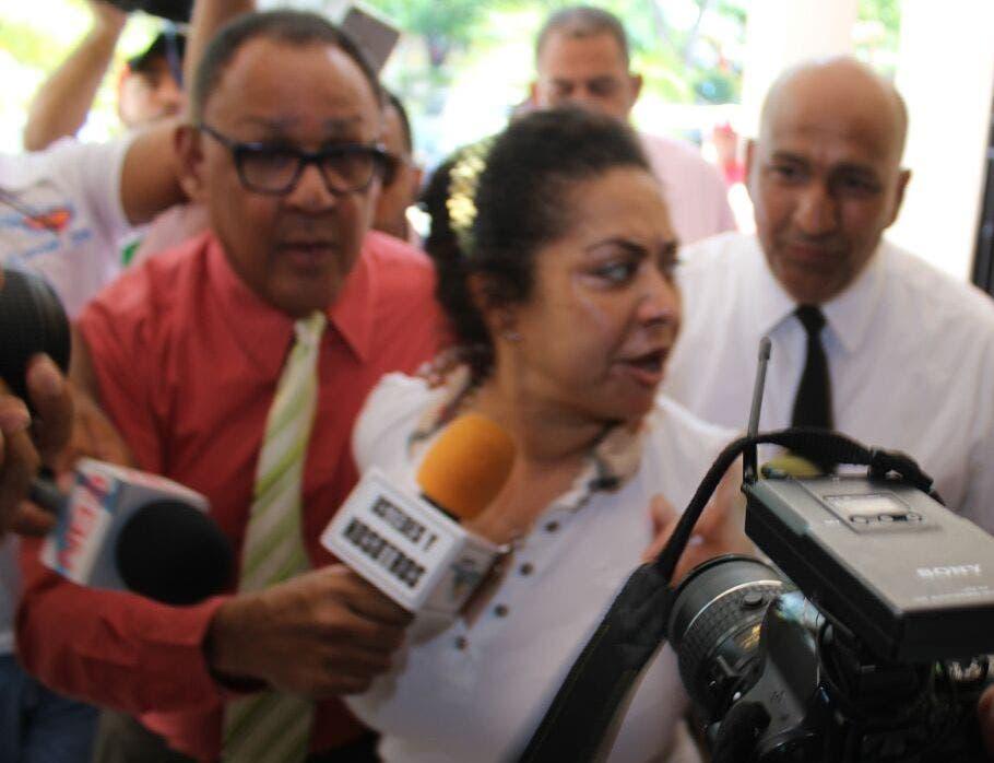 Procuraduría solicitará hoy prisión preventiva contra Marlin Martínez