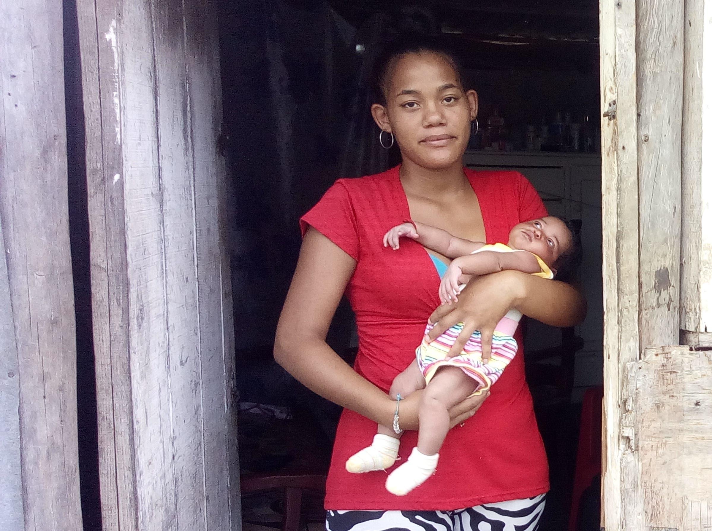 Esta madre creía que le habían cambiado su hija por otra, pero recibió una sorpresa