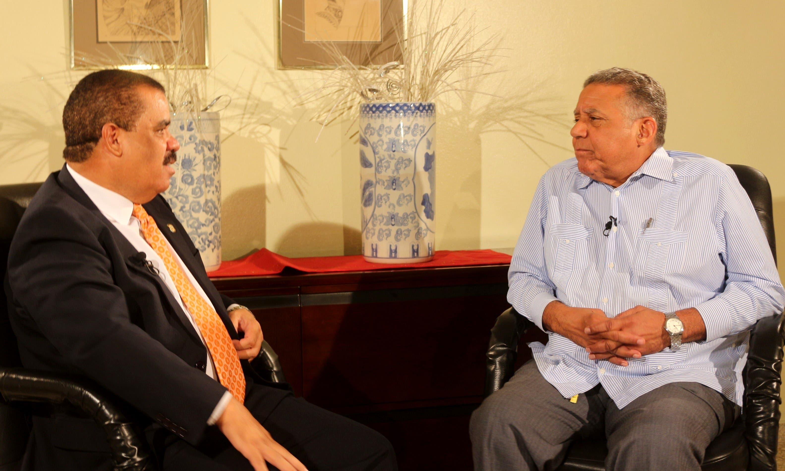 Juan Bolívar Díaz: nunca fui enemigo de Balaguer, ni de ningún presidente