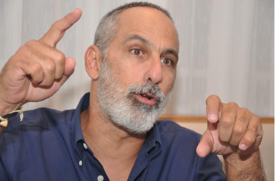 Actor Julio Bracho: la carga emocional al interpretar a Trujillo fue durísima
