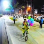 La segunda etapa del Malecón remozado será entregada en octubre.