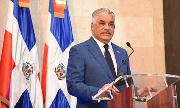Canciller Miguel Vargas Maldonado.