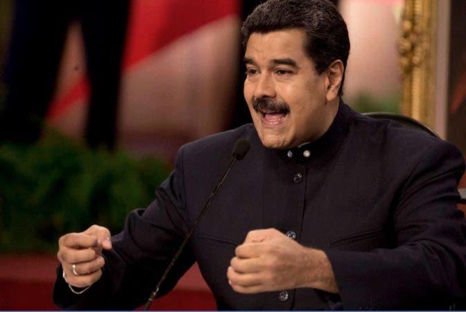 Nicolás Maduro/AP