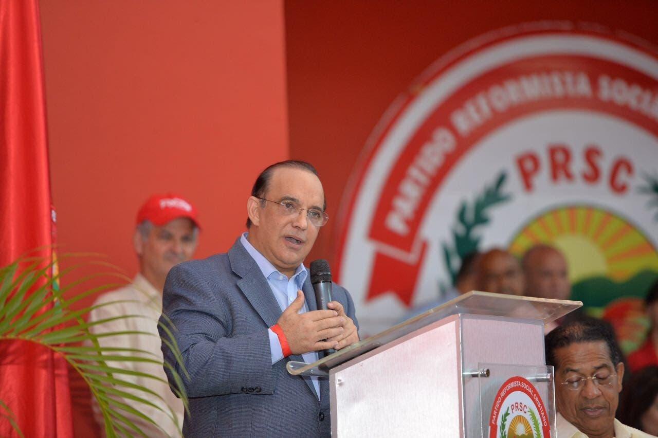 PRSC advierte sobre «gravedad» de la deuda pública
