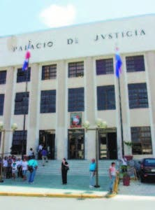 Palacio de Justicia, D.N