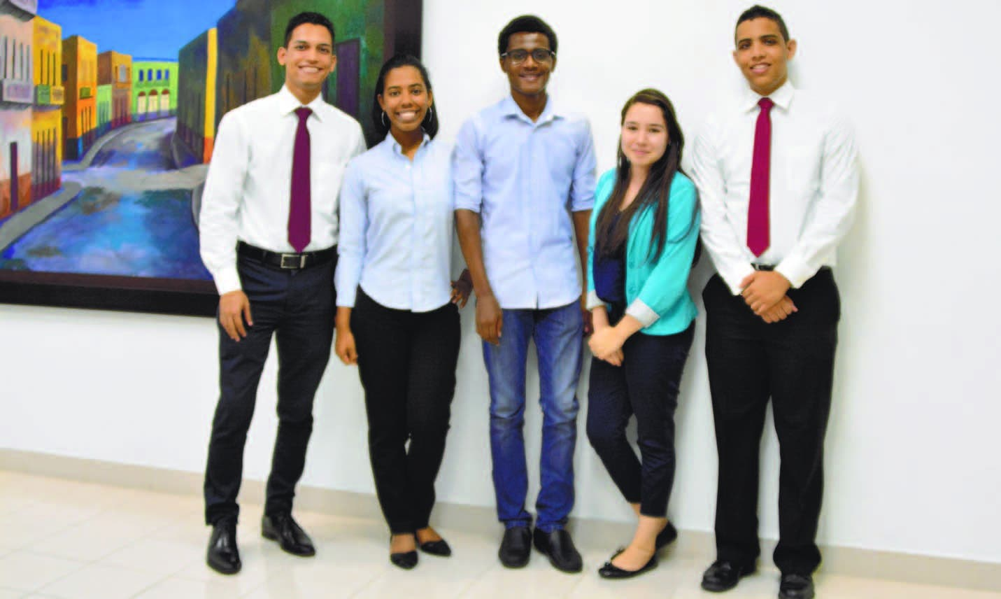 Para conservar la beca, los jóvenes deben mantener un alto desempeño académico y el apego a los valores éticos