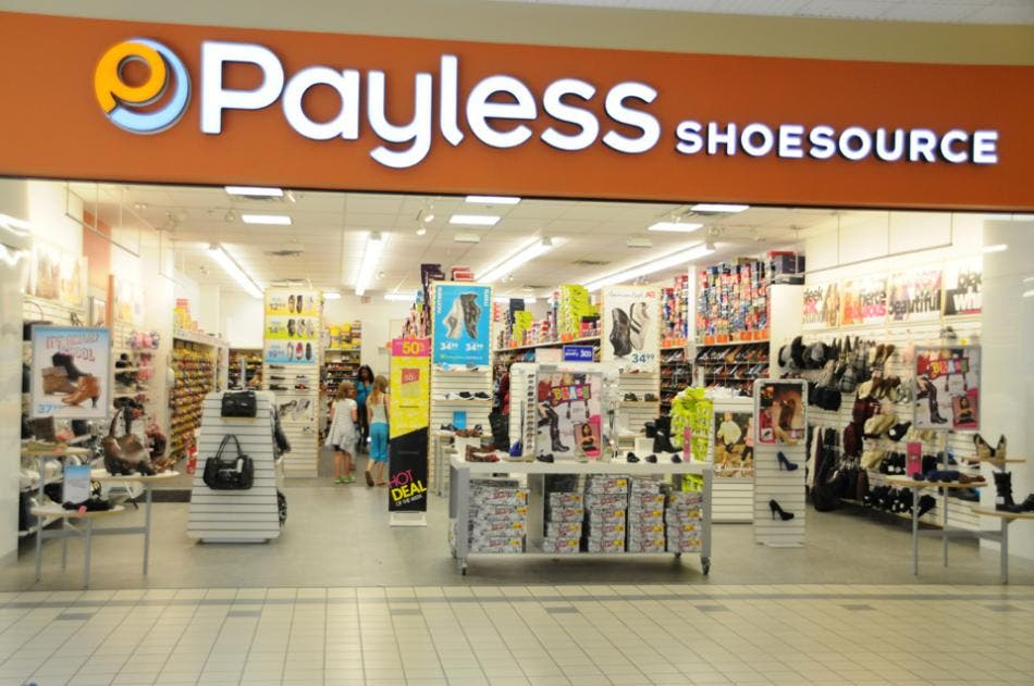 Payless emerge de la reestructuración financiera