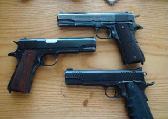 Cuatro años de prisión a ex policía exportó armas ilegales a RD