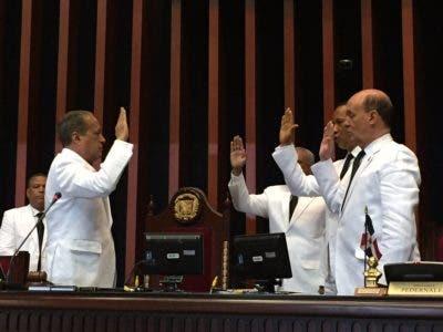 Video: Vea cómo el Senado eligió su bufete directivo e inició la segunda legislatura