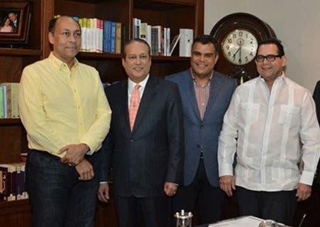 Reinaldo Pared es ratificado en el Senado y Maldonado asume Cámara Diputados