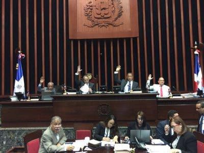 Senado pide al PE alza  RD$500 MM a   su presupuesto 2018