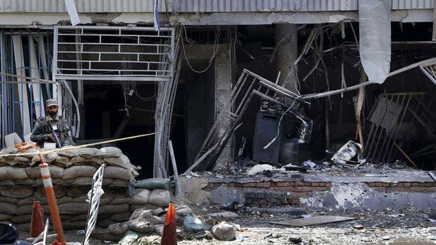 Seis muertos en atentado contra banco cerca de la embajada de EE.UU. en Kabul