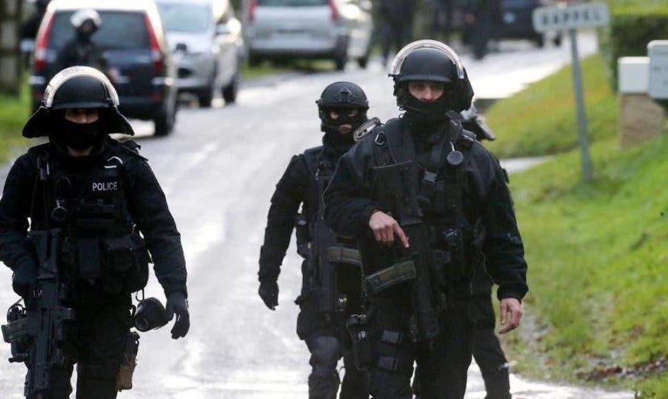 Detenido en Francia un hombre sospechoso de preparar un atentado terrorista