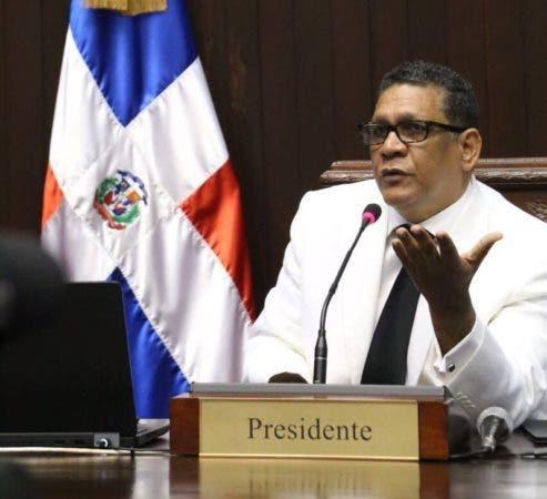 Lea aquí el discurso completo de Rubén Maldonado al juramentarse presidente de la Cámara de Diputados