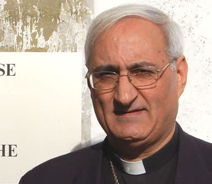 El nuevo nuncio nombrado por el Papa en República Dominicana es de origen jordano. Fuente externa.