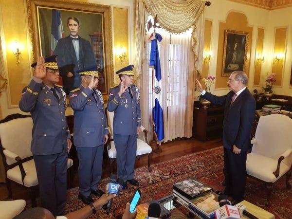 Nuevo director de PN asume en medio de aumento delincuencia