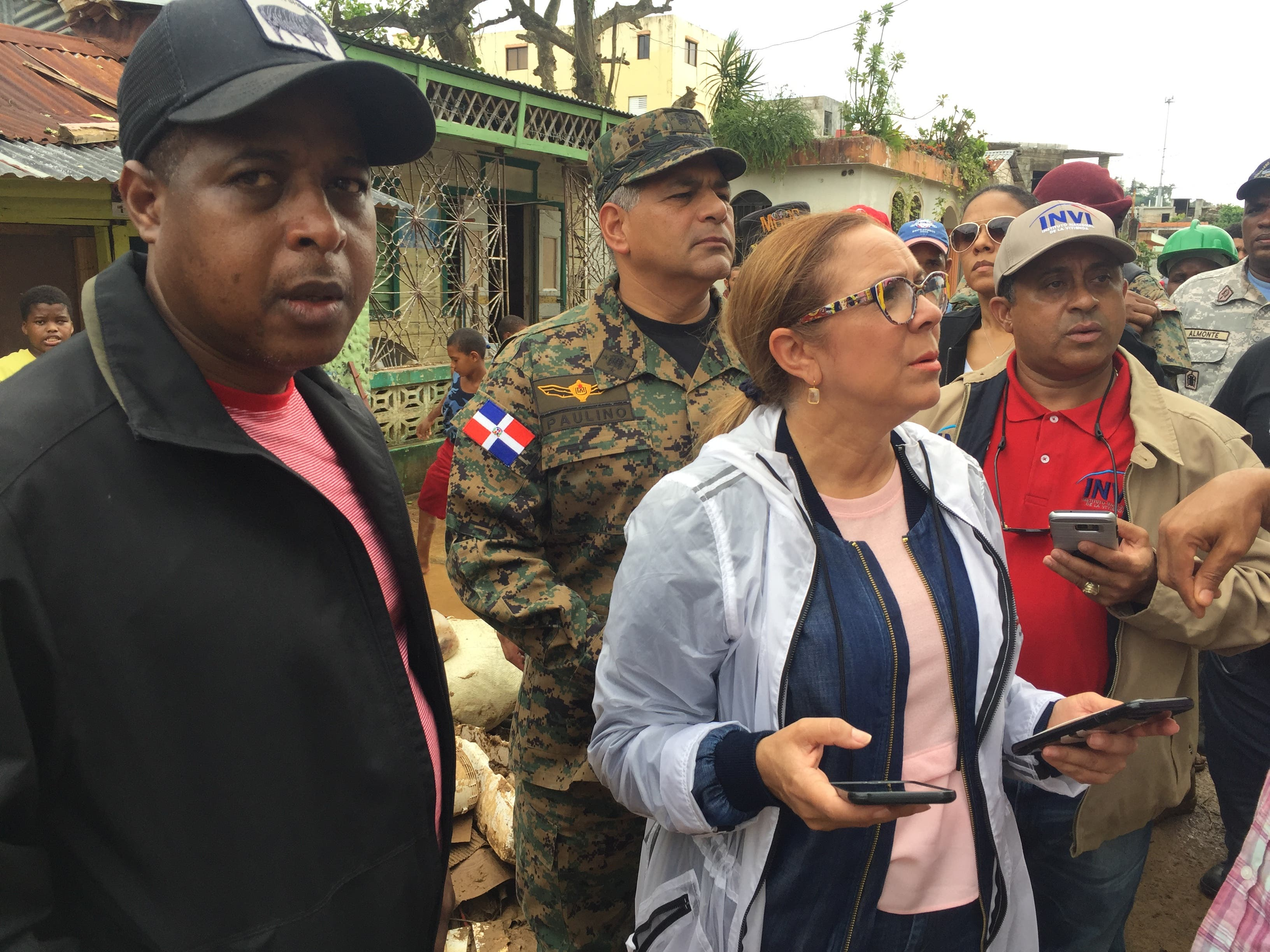 "Iris Guaba: ""Gobierno dominicano seguirá dando respuesta a afectados huracán María"