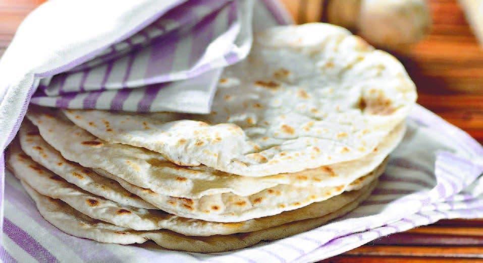 Tortillas: varios sabores, varias texturas