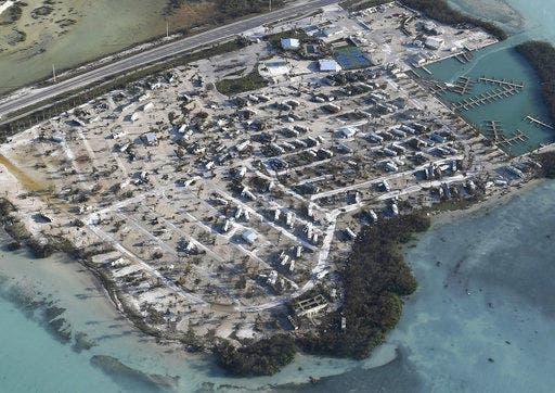 Video: Florida evalúa los daños tras el paso de Irma