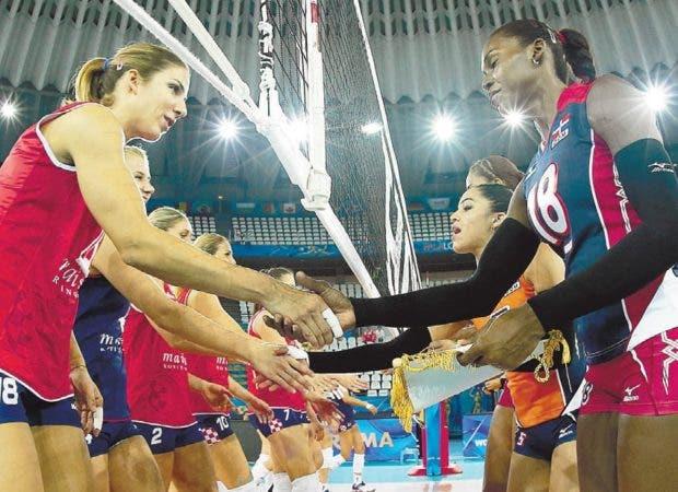 RD vence Egipto en inicio Torneo Mundial Voleibol Sub-23