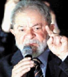 Lula denuncia cacería  brujas  y cuestiona imparcialidad juez