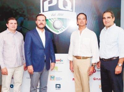 Ofrecen detalles sobre próximo torneo de golf benéfico