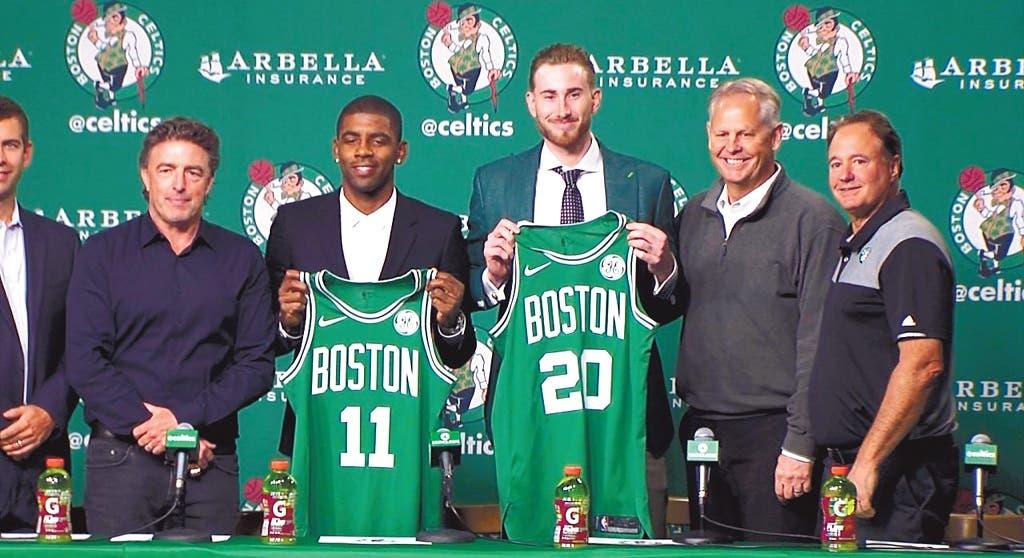 Los Celtics Con perfil de campeones en la NBA