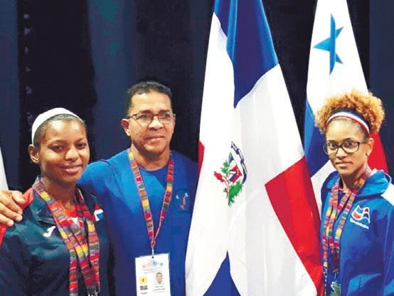 Pirón y García logran tres oro en justa pesas en Guatemala