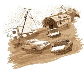 De enfermedades, huracanes y terremotos