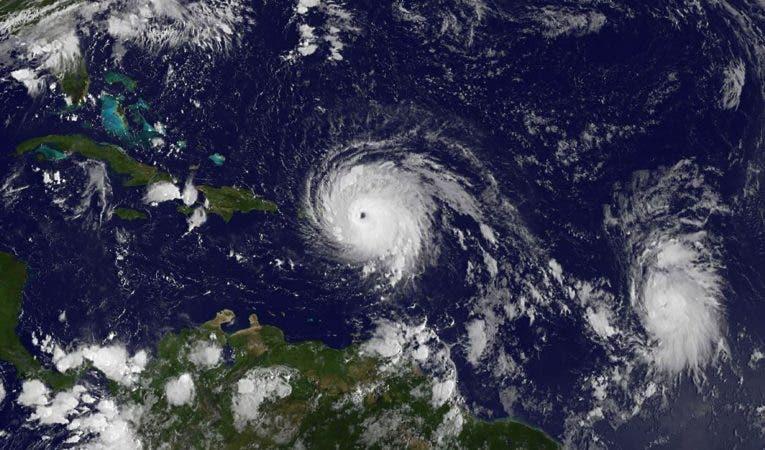 Irma deja casi 20 mil desplazados en su paso por República Dominicana