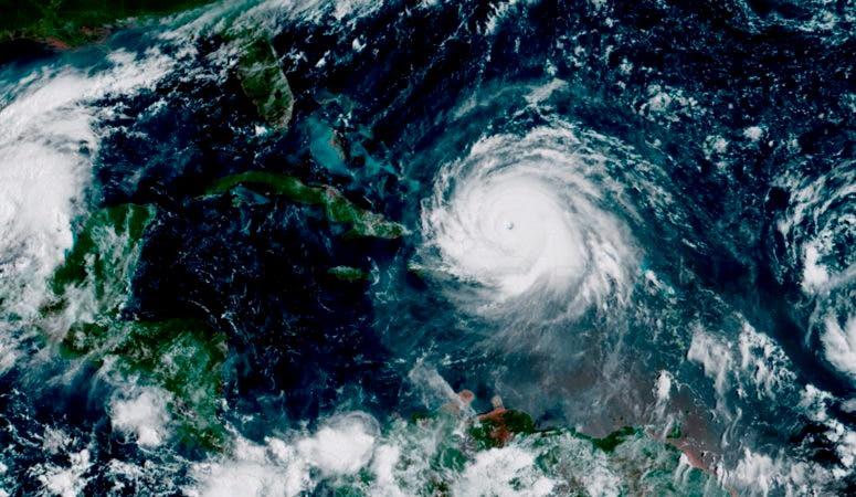 Munícipes se preparan para reparar daños dejados por Irma en Sosúa