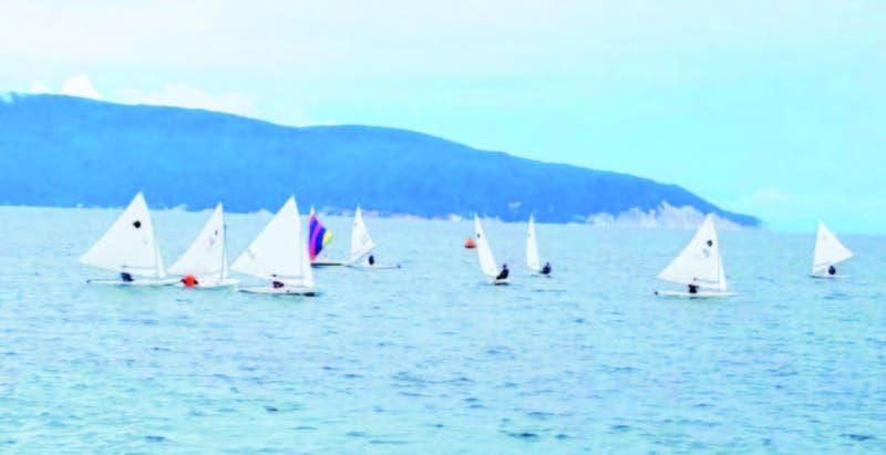 Barahona se está haciendo sentir con el turismo náutico