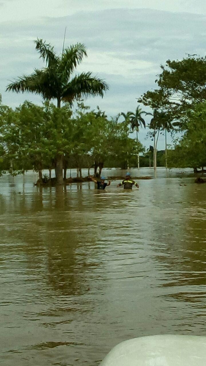 Brigadas -inundaciones